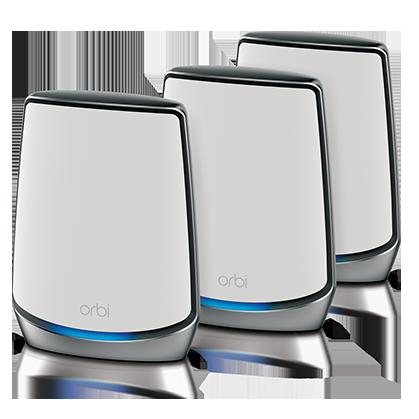 netgear orbi multiroom wifi