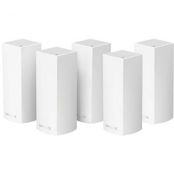 Linksys Velop tri-band Multiroom wifi (5 stations)