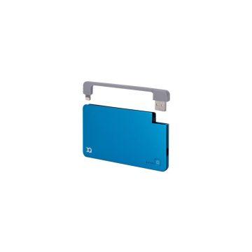 Xqisit Powerbank 3000 mAh Lightning Blauw