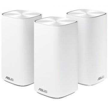Asus ZenWifi AC Mini CD6 Wit 3-Pack
