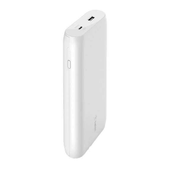 Belkin Boost Charge Powerbank 20.000 mAh Power Delivery 3.0 Wit