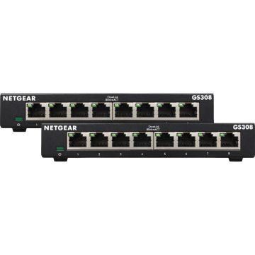 Netgear GS308 v3 Duo Pack