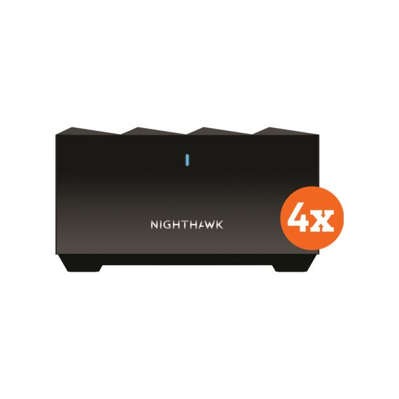 Netgear Nighthawk MK64 Multiroom wifi 6 4-Pack