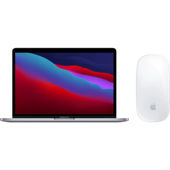 "Apple MacBook Pro 13"" (2020) 16GB/256GB Apple M1 Space Gray + Apple Magic Mouse 2"