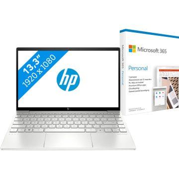 HP ENVY 13-ba1950nd + Microsoft 365 Personal NL Abonnement 1 jaar
