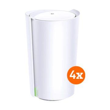 TP-Link Deco X90 Multiroom Wifi 6 (4-pack)