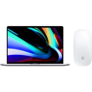 """Apple MacBook Pro 16"""" Touch Bar (2019) MVVJ2N/A Space Gray + Apple Magic Mouse 2"""