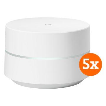 Google Wifi 5-pack