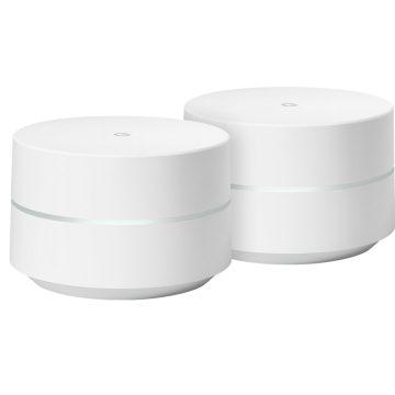Google Wifi duo-pack