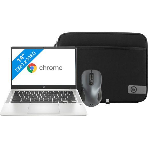 Studentenpakket - HP Chromebook 14a-na0170nd