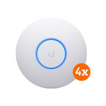 Ubiquiti Unifi UAP-nanoHD 4-pack